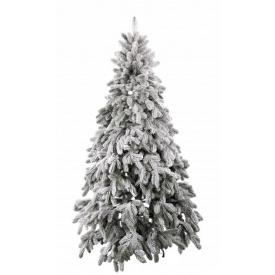Искусственная елка Лита Ковалевская 2,10 м зеленая-заснеженная