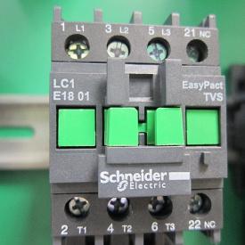 Контактор 18А 3p 220В 1 нз EasyPact TVS Schneider Electric