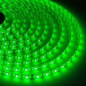 Светодиодная лента МТК-300G5050-12 зеленая