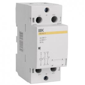 Электромагнитный пускатель КМ 63-11 63а 1но 1нз IEK