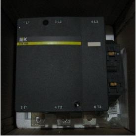 Контактор КТИ-6500 500А 220В Iek
