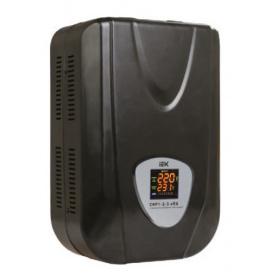 Стабилизатор напряжения ИЭК СНР1 5кВА электронный настенный.