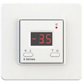 Терморегулятор terneo kt, білий