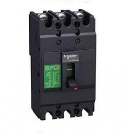Автоматический выключатель 3p 32A EZC100 Schneider Electric