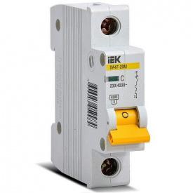 Автоматический выключатель ВА47-29 1p 0,5A C ИЭК