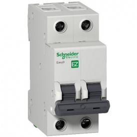Автоматический выключатель Easy9 2Р 25А С