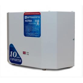 Стабілізатор напруги однофазний 9,0 кВт Укртехнологія НСН-9000 Norma-N