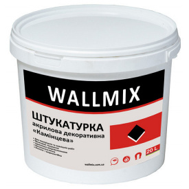 Штукатурка акрилова декоративна камінцева Wallmix АК 7