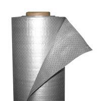 Гидроизоляционная пленка BUDMONSTER серый 75 м2