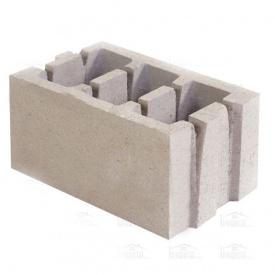 Керамзитоблок для стін 250х188х400 мм