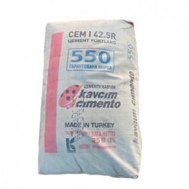 Портландцемент турецька марки М 550 СЕМ І 42,5R