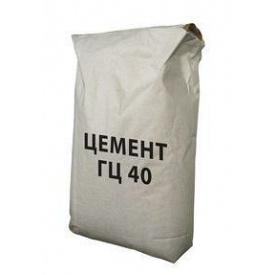 Глиноземний цемент ГЦ-40 50 кг