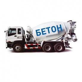 Товарный бетон M500 В40 Р3 F200 W8 (3)