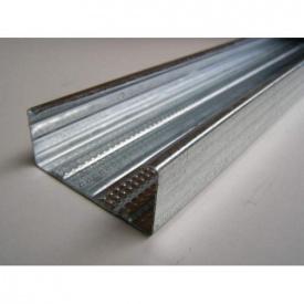 Профиль UW 75 (0,50мм) (3м)