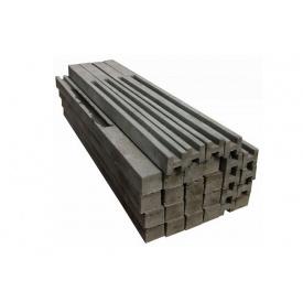Столбики для ограждения СТ-25 1500x110/125x120