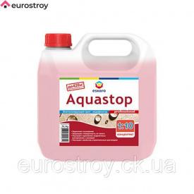 Грунт-концентрат 110 Аquastop-prof 3 л AURA