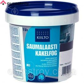 Затирка Kiilto 10 белый 3 кг