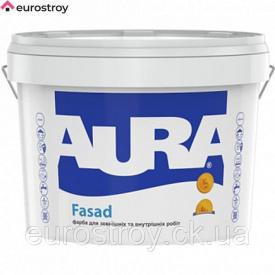 Фарба водоемульсійна фасадна Aura Fasad 2,5 л