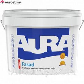 Краска водоэмульсионная фасадная Aura Fasad 1 л