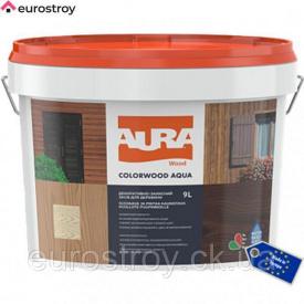 Средство защиты для дерева Aura ColorWood Aqua (б/цв) 0,7 л