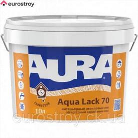 Лак акриловый Aura Aqua Lack 70 1,0 л