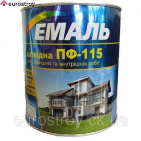 Емаль ПФ-115 Хімтекс бірюза 0,25 кг Хімтекс