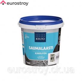 Затирка Kiilto 41 средне-серый 1 кг
