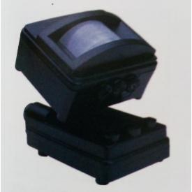 Датчик движения (инфракрасный) со встроенным фотоэлементом Lemanso IP44 LM614