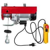 Тельфер электрический 500 Вт 125-250 кг 6/12 м220 В ULTRA (6125012)
