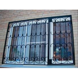 Виготовлення металевої віконної решітки
