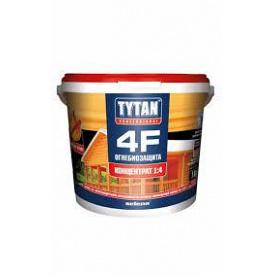 Деревозахисний засіб Tytan 4F Вогнебіозахіст 5 кг