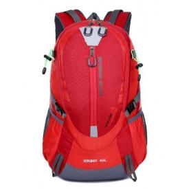 Рюкзак туристичний xs2586 червоний 40 л