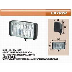 Фари DLAA 7020 W пара