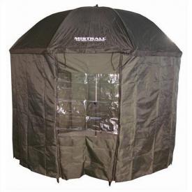 Зонт палатка для рыбалки окно 2.5 м SF23775