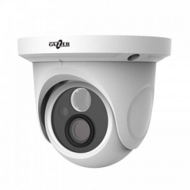 Купольна AHD відеокамера Gazer CA222