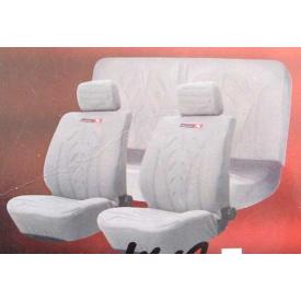 Чехлы на сиденья R-0362721А серые комплект