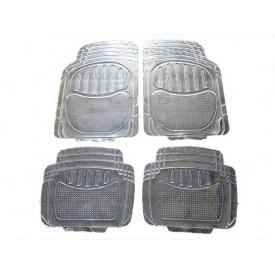 Коврики салона резиновые 2011PT прозрачные комплект