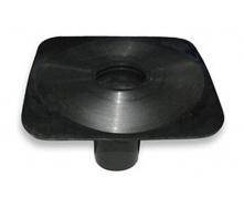 Воронка покрівельна Aquaizol 150 мм чорний