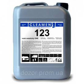 Металевий віск ONE CLEAMEN 123 - 5 л