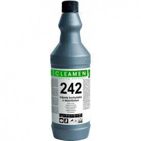 Очищення кухонних стоків CLEAMEN 242 - 1 л