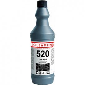 Дезинфицирующее и чистящее средство CLEAMEN 520 DEZI PPМ -1л
