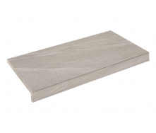 Ступенька прямая Zeus Ceramica Calcare Grey 34,5х60х2 см (SX60CL8RR)