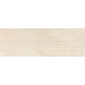 Плитка Ceramika Konskie Adriano Cream Relief глянцевая стеновая 20х60 см (PCT1129219G1)