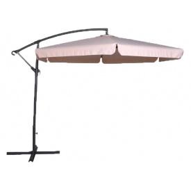 Зонт садовый Kesser, 3 метра, Бежевый (Kesser3w)