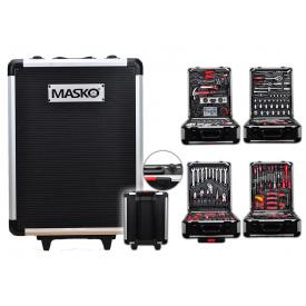 Набор инструментов Masko 186 предметов (Masko186)