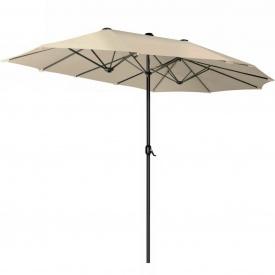 Зонт садовый Kesser, 3 метра, Бежевый (KE-455)