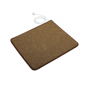 Электрический коврик с подогревом SolRay 1430х530 мм коричневый