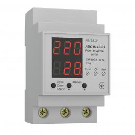 Реле напряжения ADECS ADC-0110-63