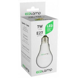 Cветодиодная лампочка LED ECOLAMP A60-7W-E27-700lm-4104