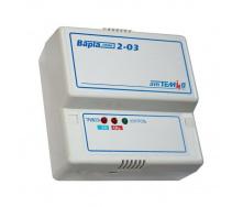Сигналізатор газу побутовий Варта 2-03Б